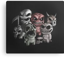Binding of Isaac - Four Horsemen Canvas Print