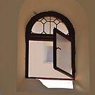 A open window for news by loiteke