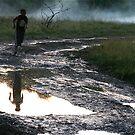 Running Boy by kimwild
