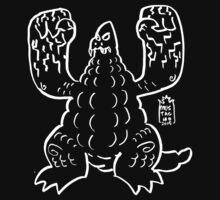 DAIKAIJU LORD by mustachiosaurus
