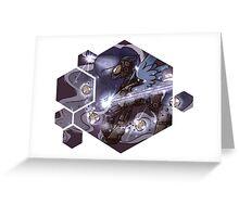 Gravity Resonance Greeting Card