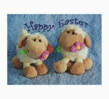Happy Easter Lambs Kids Clothes