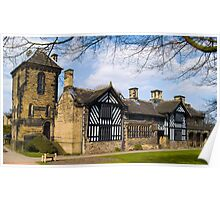 Shibden Hall - West Yorkshire Poster