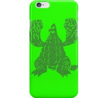 DAIKAIJU LORD - RADIOACTIVE iPhone Case/Skin