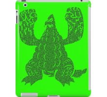 DAIKAIJU LORD - RADIOACTIVE iPad Case/Skin
