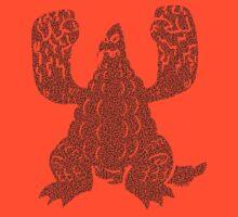 DAIKAIJU LORD - RADIOACTIVE by mustachiosaurus