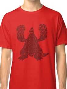 DAIKAIJU LORD - RADIOACTIVE Classic T-Shirt