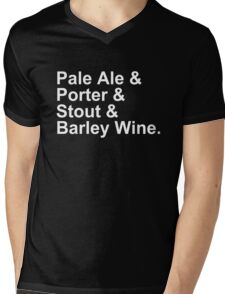 Beer - Ales - Pale Ale, Porter, Stout, Barley WIne T-Shirt