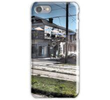 Tram Tracks iPhone Case/Skin