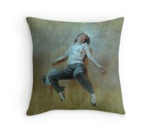 The Marketing Manager Throw Pillow
