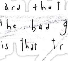 Lanas Bad Girls Sticker