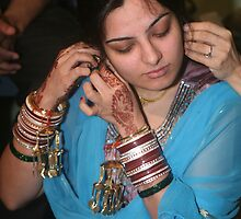 Chura and Mehendi by AnIndianWedding