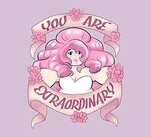 You Are Extraordinary by Prisma Hays