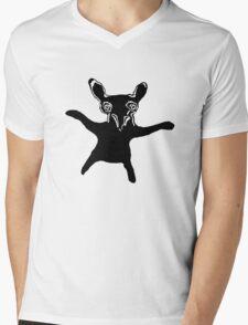 Der Schneib_b Mens V-Neck T-Shirt