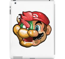 MarioVSBowser iPad Case/Skin
