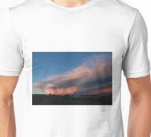 An unusual  cloud formation Unisex T-Shirt