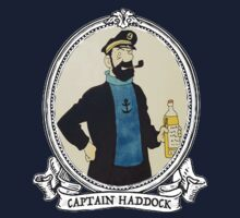 Captain Haddock by trumanpalmehn