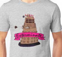 Hipster Dalek. Unisex T-Shirt