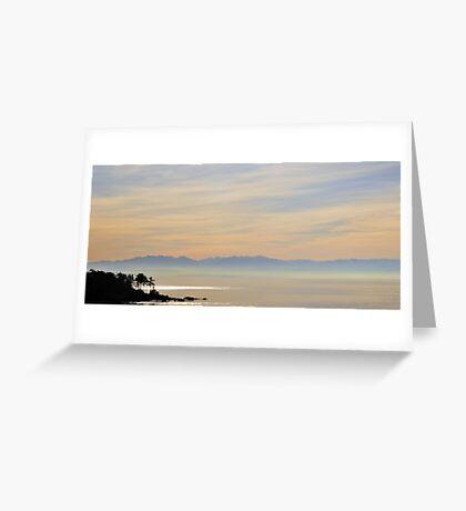 Deception Pass State Park, Washington Greeting Card