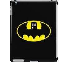 batman tardis iPad Case/Skin