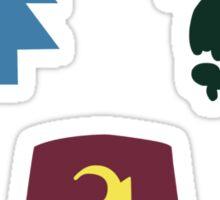 Pines Pattern Sticker