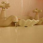 Handbasin taps & Water by Karen Doidge