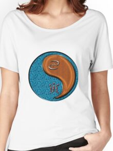 Cancer & Tiger Yang Wood Women's Relaxed Fit T-Shirt