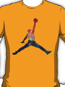 Galaxy Jump Man T-Shirt