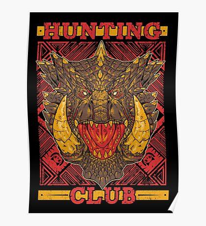 Hunting Club: Akantor Poster