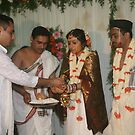 Laaja Homa - Offering to the Sacrificial Fire by AnIndianWedding