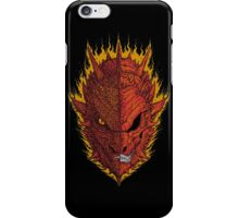 Fire and Death iPhone Case/Skin