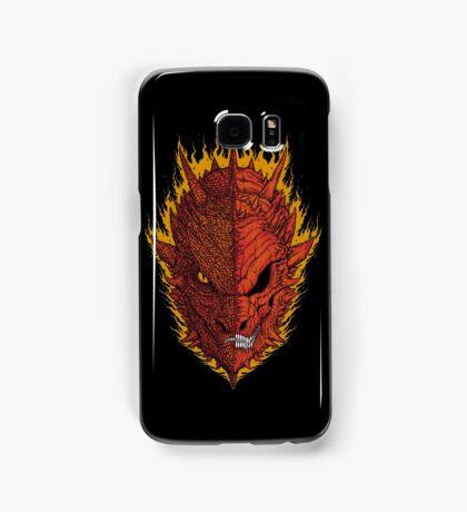 Fire and Death Samsung Galaxy Case/Skin