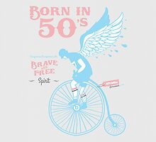 Born in 50's by jjsgarden