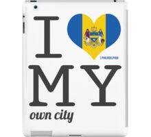 Philadelphia | Pennsylvania #ilovemyowncity iPad Case/Skin