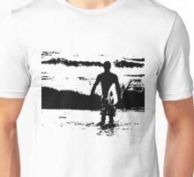 hit the waves Unisex T-Shirt