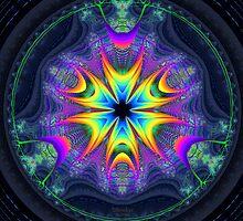 'Lifecircle Bloom' by Scott Bricker