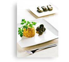 Vegetarian Delight Canvas Print