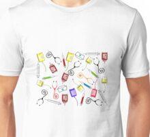 Nurse Tools Art Unisex T-Shirt