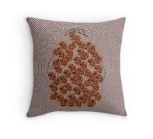 I Love Chocolate Chip Cookies Throw Pillow