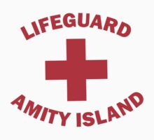 Lifeguard - Amity Island by notonlywaves