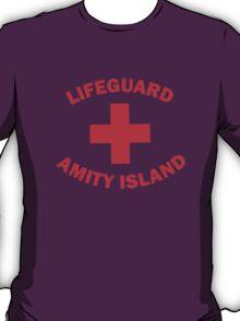 Lifeguard - Amity Island T-Shirt