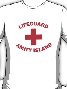 Lifeguard - Amity Island T-Shirt