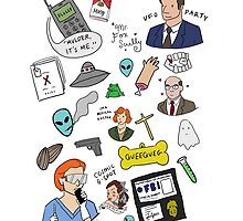 X-Files by Alyssa Taylor