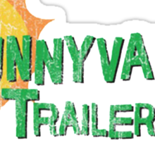 Sunnyvale Trailer Park Sticker