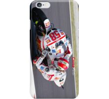 Simoncelli in Mugello  iPhone case iPhone Case/Skin