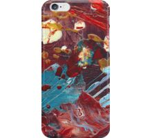 Comic Book Hero iPhone Case/Skin
