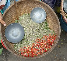 Spices of Asia by Geoff Hay