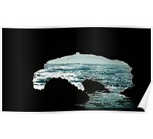 Sea Through Poster