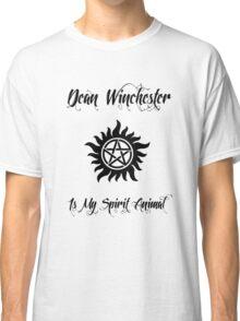 Dean-My spirit animal Classic T-Shirt