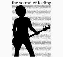 Sound Of Feeling Unisex T-Shirt